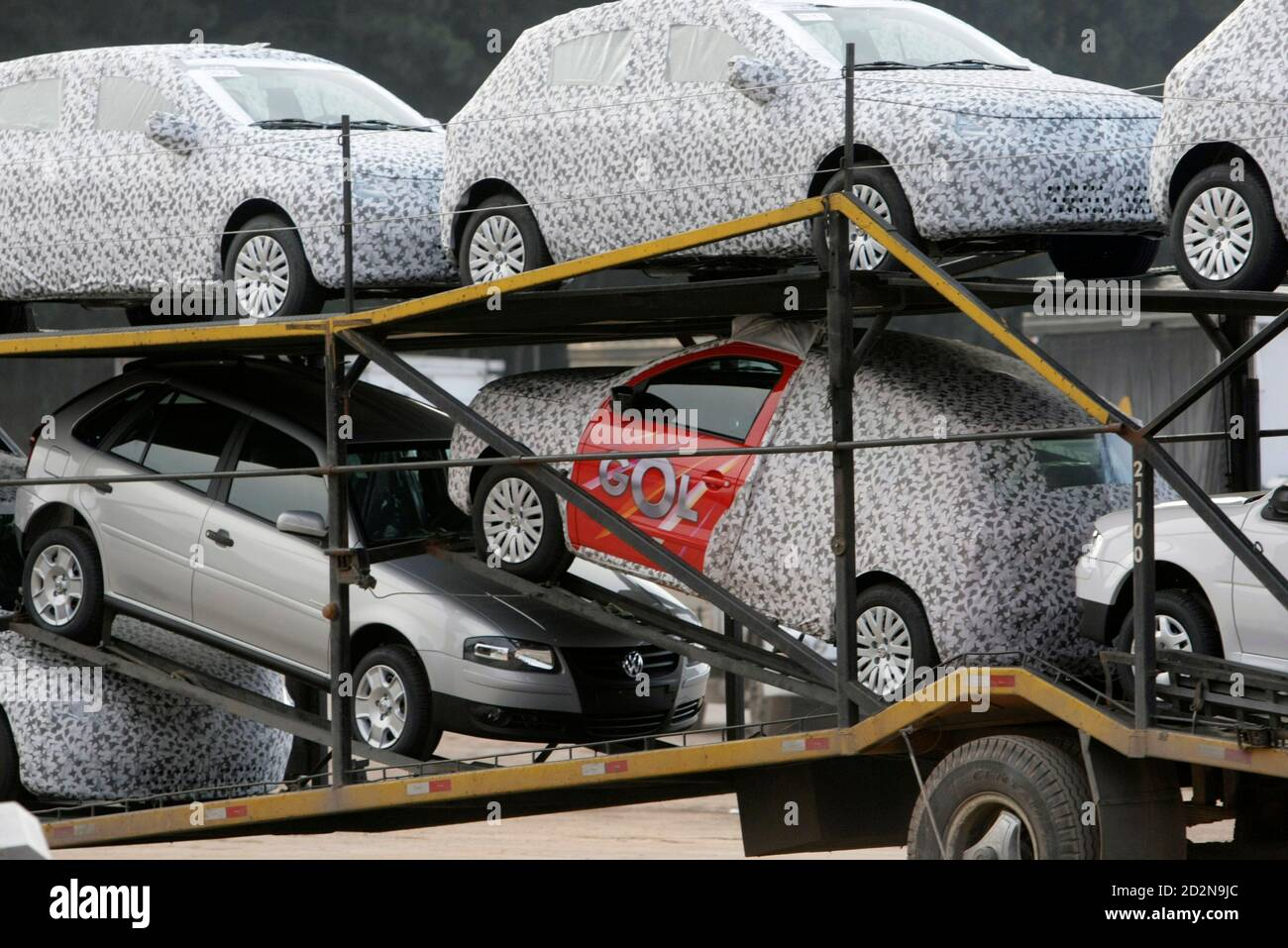 Volkswagen Factory Brazil High Resolution Stock Photography And Images Alamy