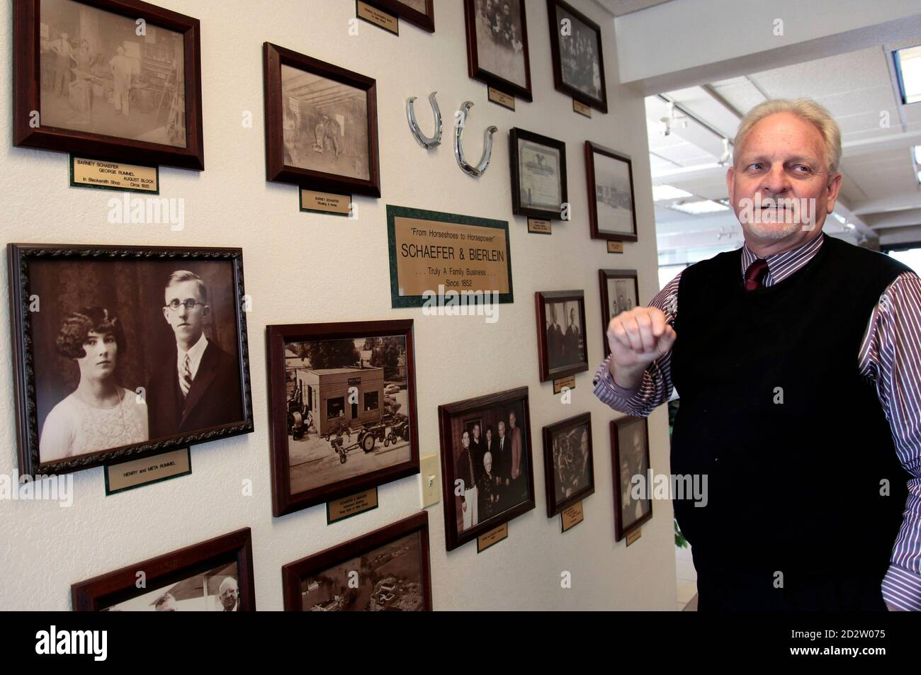 frankenmuth mi high resolution stock photography and images alamy https www alamy com randy bierlein shows the historic family photos of his family business founded in frankenmuth michigan by his german immigrant great great grandfather george m schaefer in 1852 founded as a blacksmith shop before becoming frankenmuths first car dealer in 1914 it remains a family owned business as schaefer bierlein chrysler auto dealership picture taken march 20 2009 reutersrebecca cook united states transport business image380406409 html