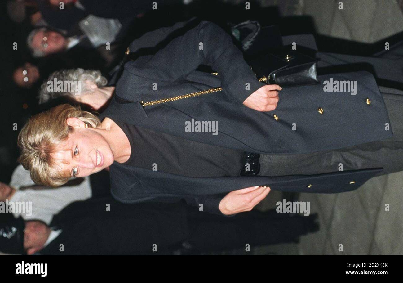 Young Princess Diana High Resolution Stock Photography And Images Alamy