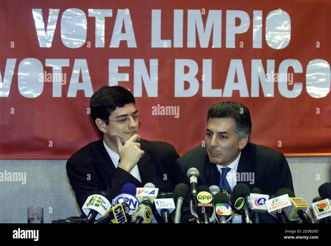 Page 3 Bayly High Resolution Stock Photography And Images Alamy Believed to cause harm, disease, and even death, one of mankind's most terrifying battles is against the unknown and the unseen. https www alamy com two of perus best known novelists jaime bayly l and alvaro vargas llosa sit in front of a poster saying vote clean abstain in lima april 25 2001 urging voters to throw out their ballots in a runoff election likely to be held on june 3 saying neither centrist candidate alejandro toledo nor leftist ex president alan garcia can be trusted vargas llosa a former adviser to toledo broke ranks at the weekend saying toledo lied and lacked credibility pohb image380715341 html