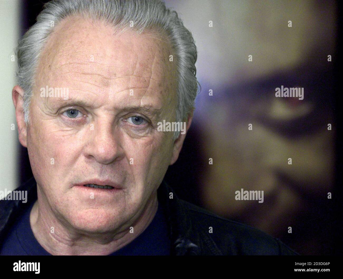 Sir Anthony Hopkins Lets Out A Long Long Sigh So He Said Are We Done Hopkins The Oscar Winning Actor Who Dismisses His Work As Just A Job Was Doing Yet Another