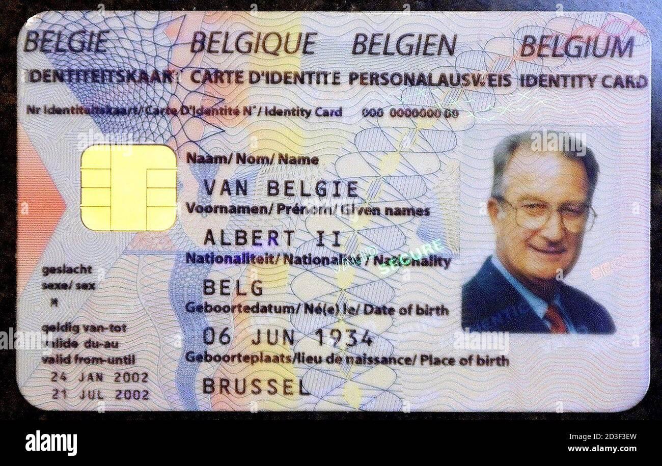 European Identity Card