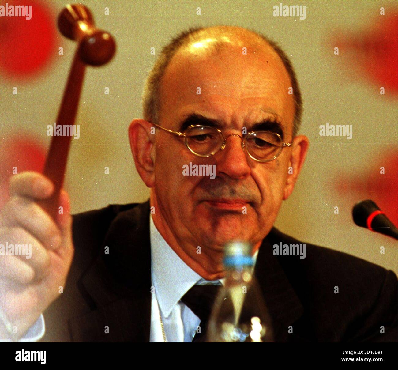 Jan Pronk High Resolution Stock Photography And Images Alamy