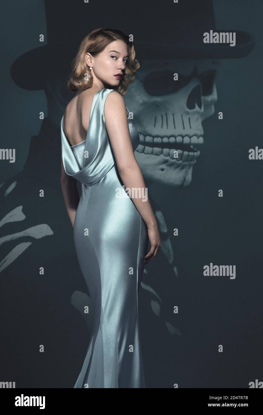 Lea Seydoux In Spectre 2015 Directed By Sam Mendes Credit Columbia Pictures Album Stock Photo Alamy