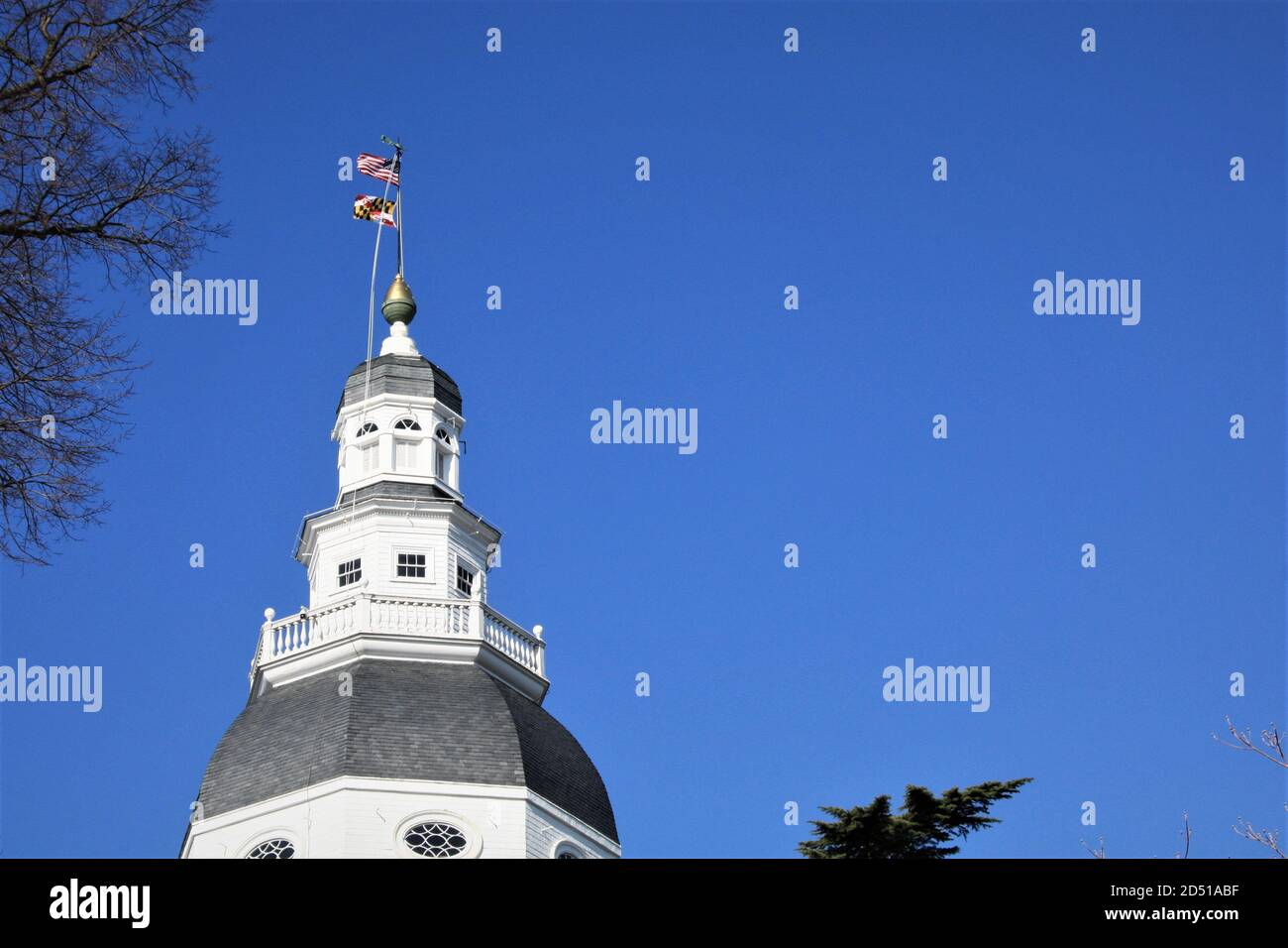 The first capital of USA Stock Photo
