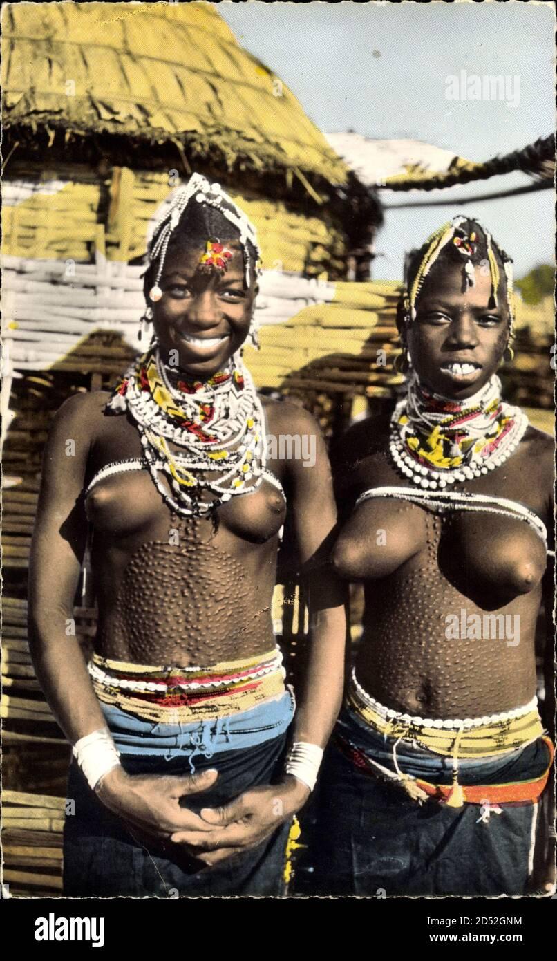 Afrikanerinnen nackte Afrikanischer Porno