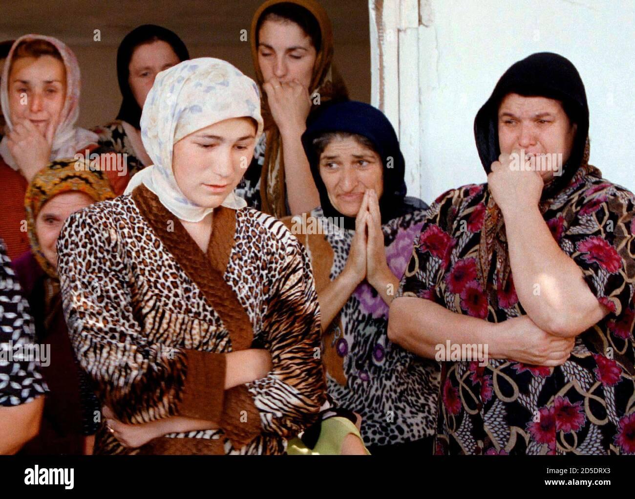 Muslim girl chechnya Chechen Girls