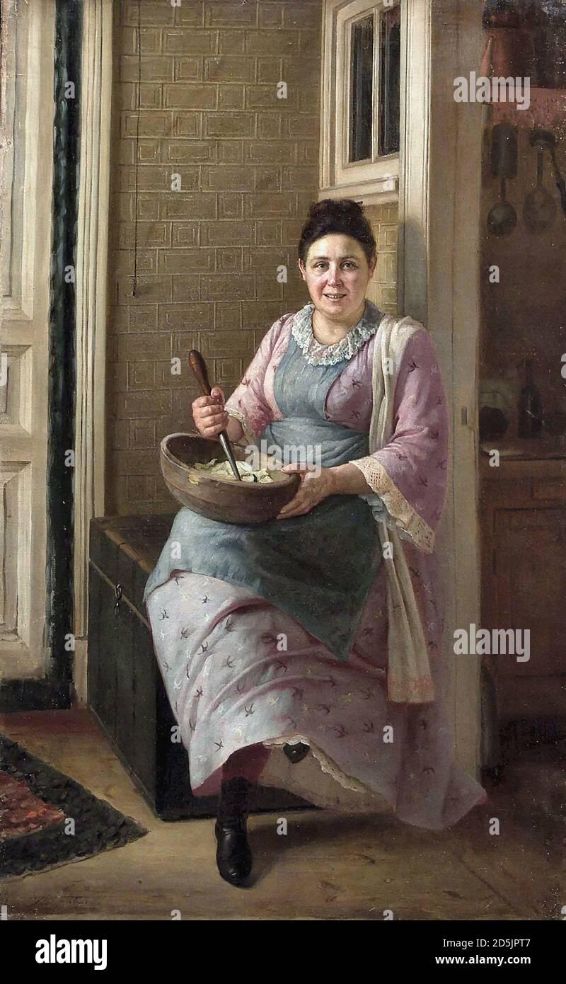 Russian Mature Maid