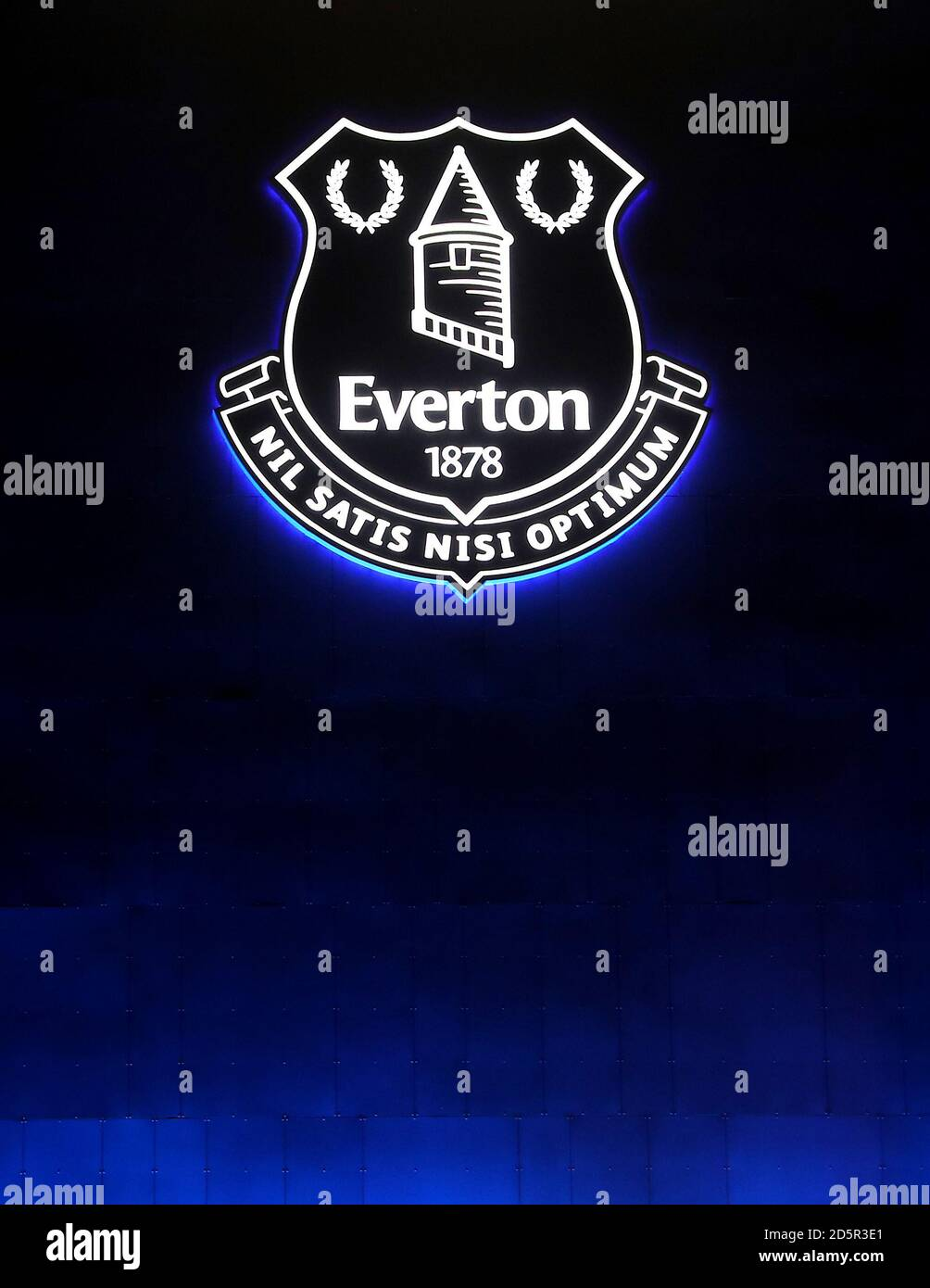 Everton Badge High Resolution Stock Photography And Images Alamy