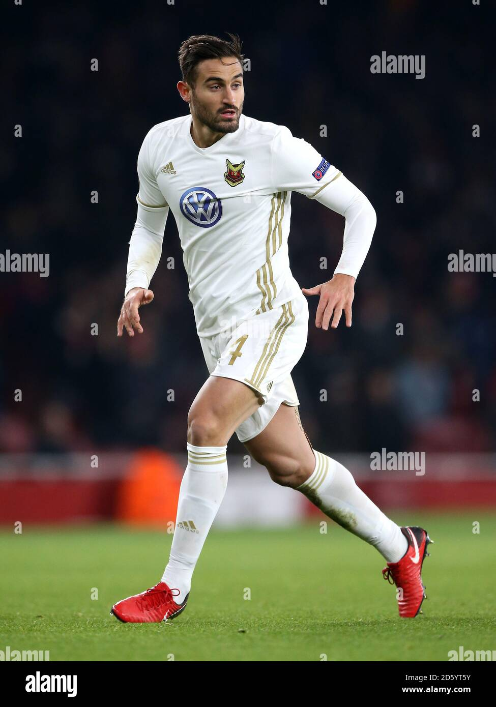 Ostersunds FK's Sotirios Papagiannopoulos Stock Photo
