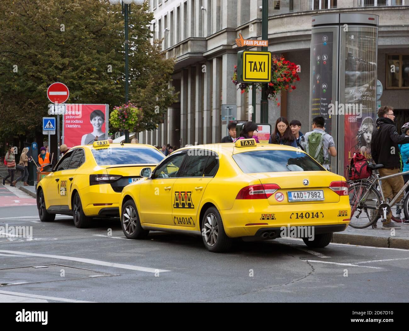 Taxi 23 czech Czech Drivers
