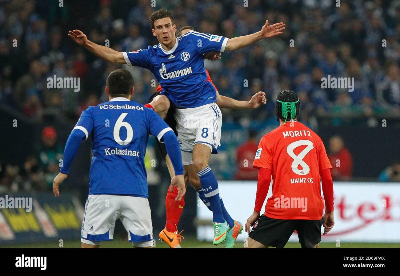 Page 2 - Leon Goretzka Fc Schalke 04 High Resolution Stock ...