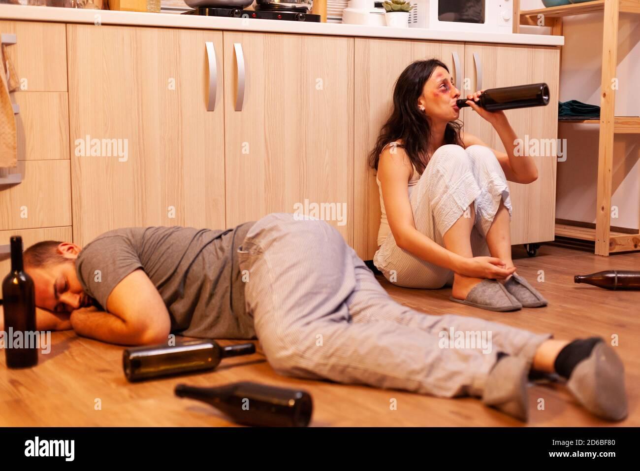 Drunk wife is Dilemma of