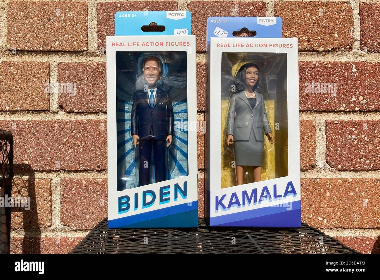 KAMALA HARRIS ACTION FIGURE Democrat Presidential Candidate 2020 FCTRY