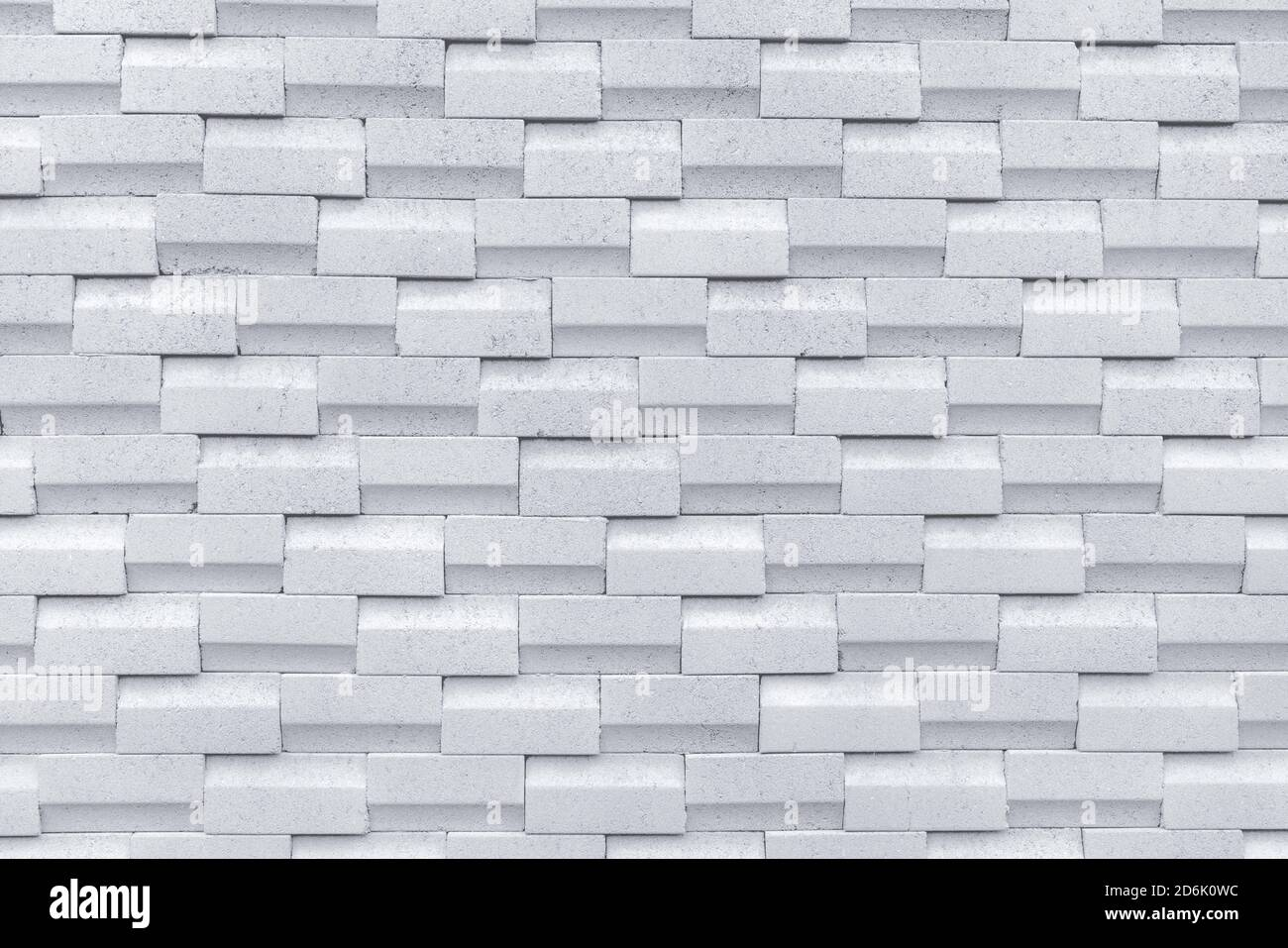 White Brick Wall With Simple Pattern White Wall Texture Abstract Background Modern Design Of Brick Wall Background Simple Abstract Wallpaper Stock Photo Alamy