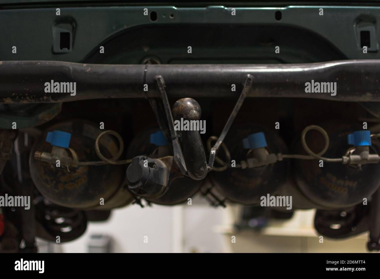 Tow Bar High Resolution Stock Photography And Images Alamy