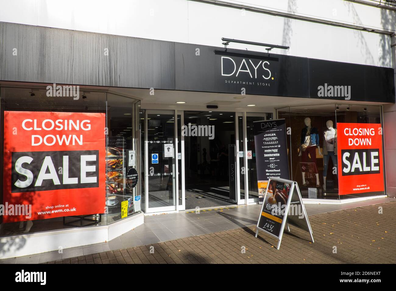 Jaeger Store High Resolution Stock Photography And Images Alamy