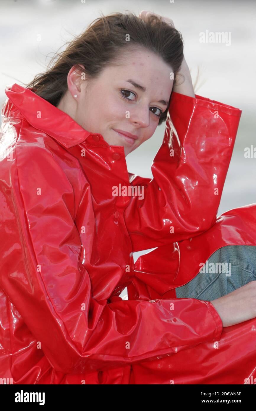 Shiny Raincoat
