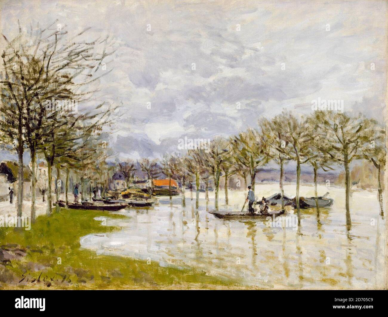 19th Century Painting Road High Resolution Stock Photography And Images Alamy