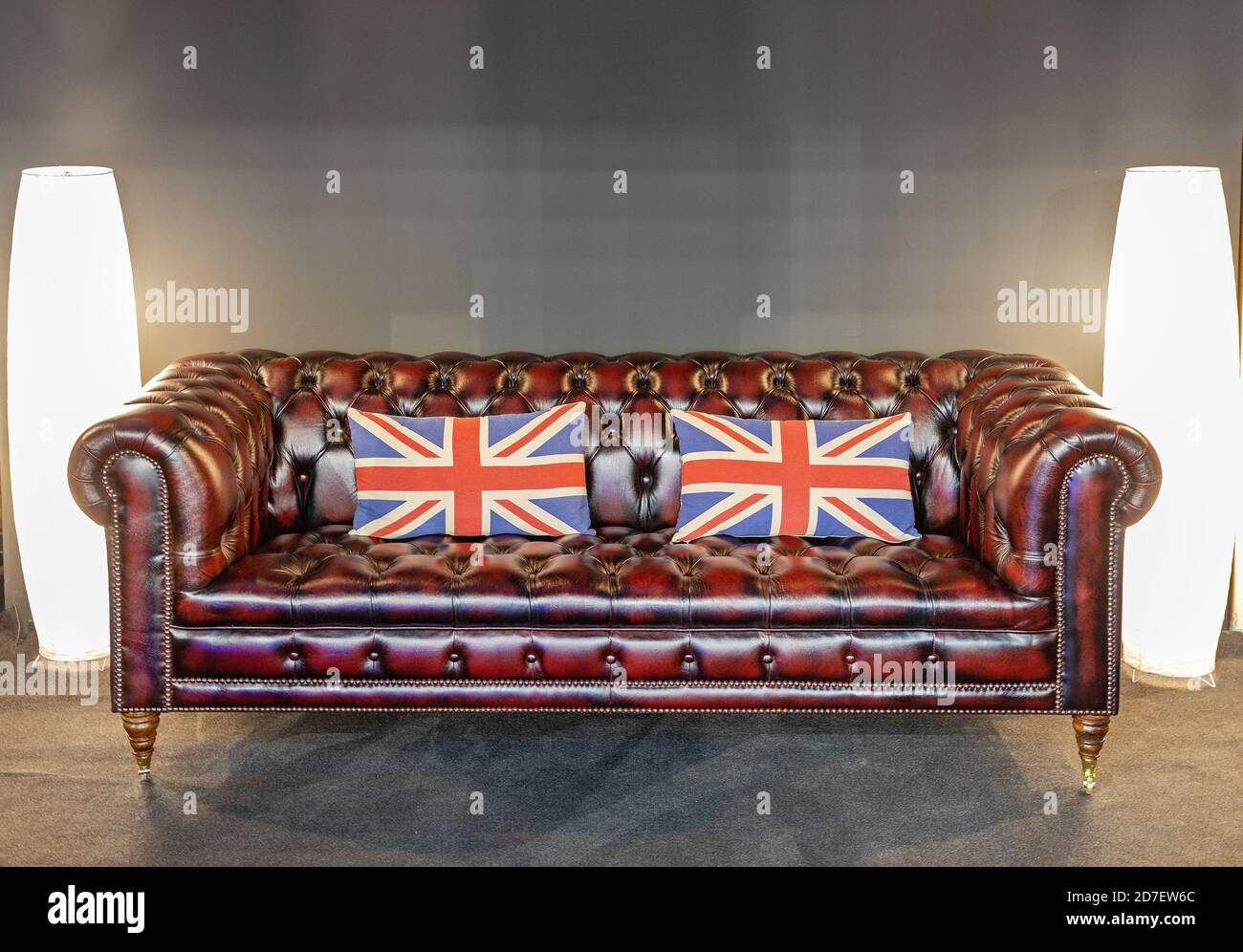 Picture of: Chesterfield Sofa High Resolution Stock Photography And Images Alamy