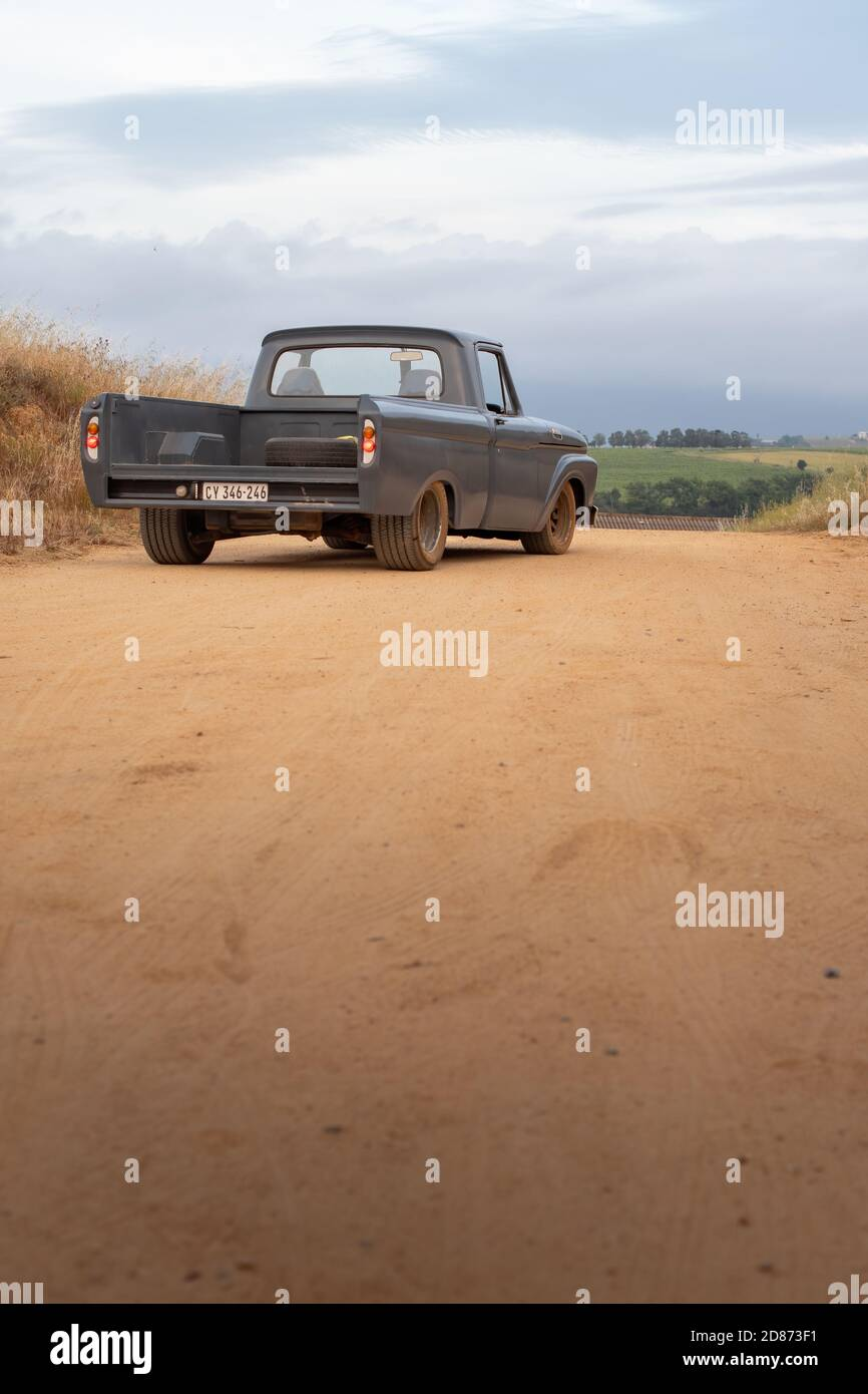 Ford F100 Pickup Truck High Resolution Stock Photography And Images Alamy
