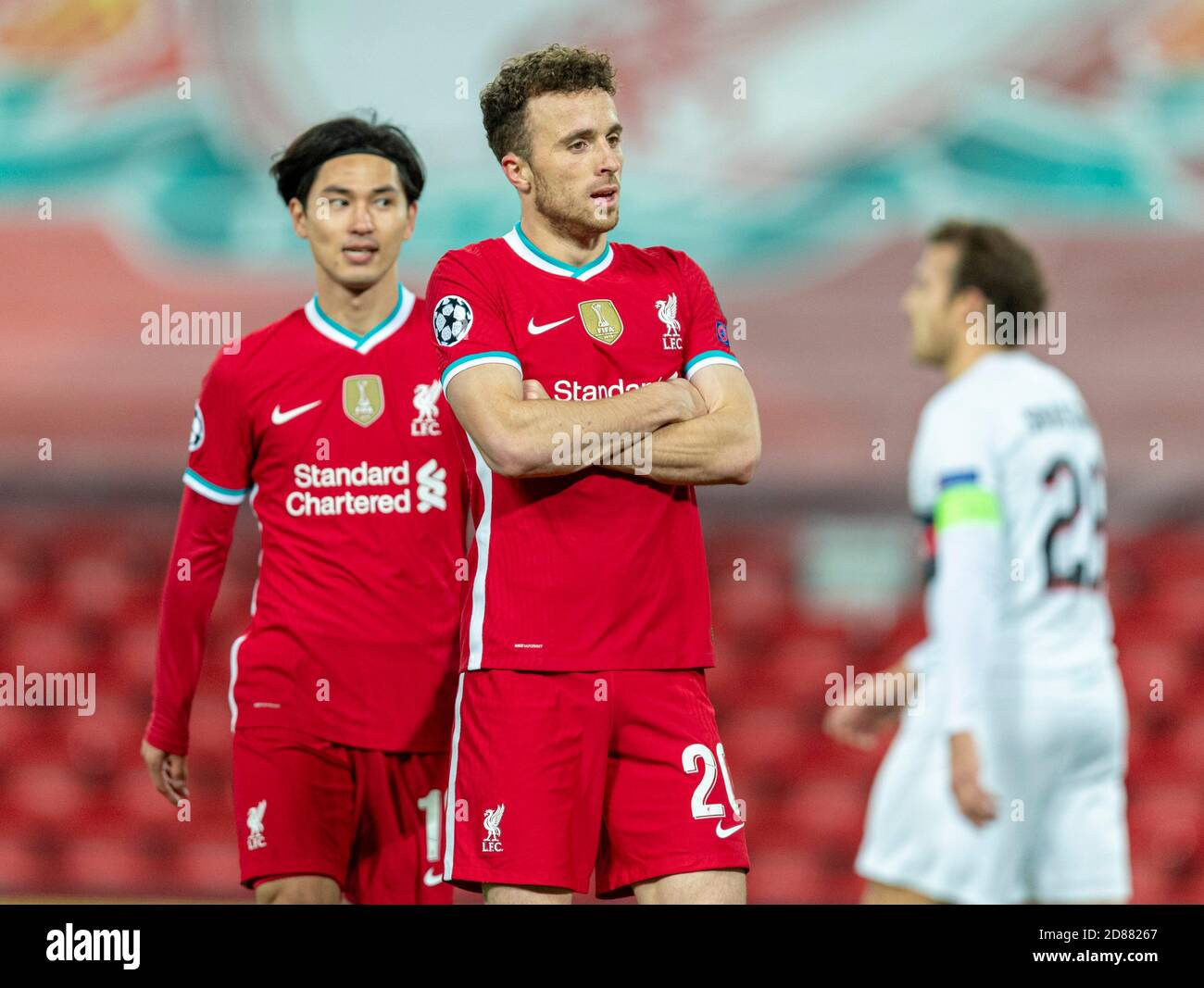 Diogo Jota High Resolution Stock Photography And Images Alamy