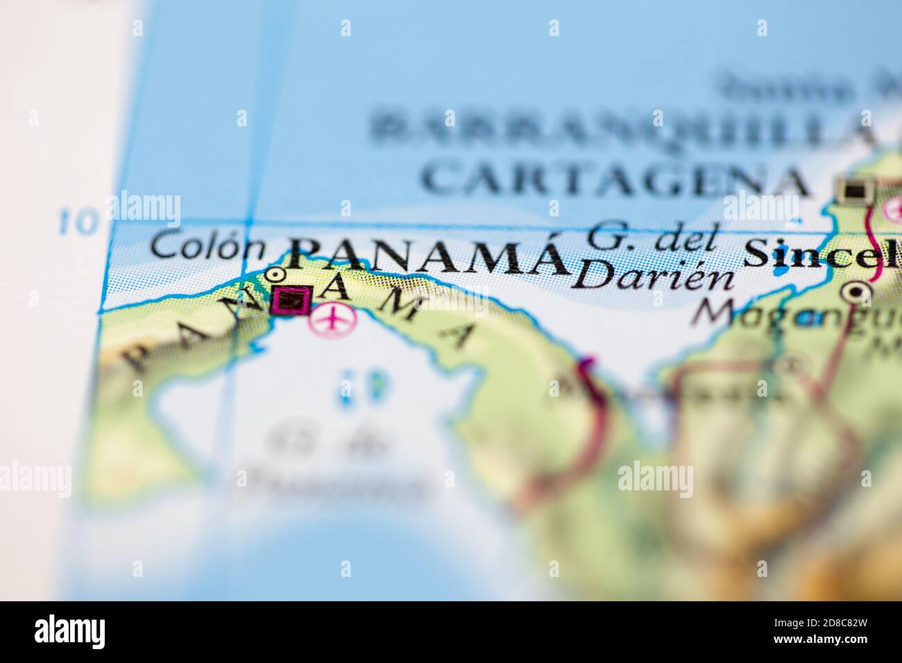Picture of: Geography Travel Panama Panama City High Resolution Stock Photography And Images Alamy
