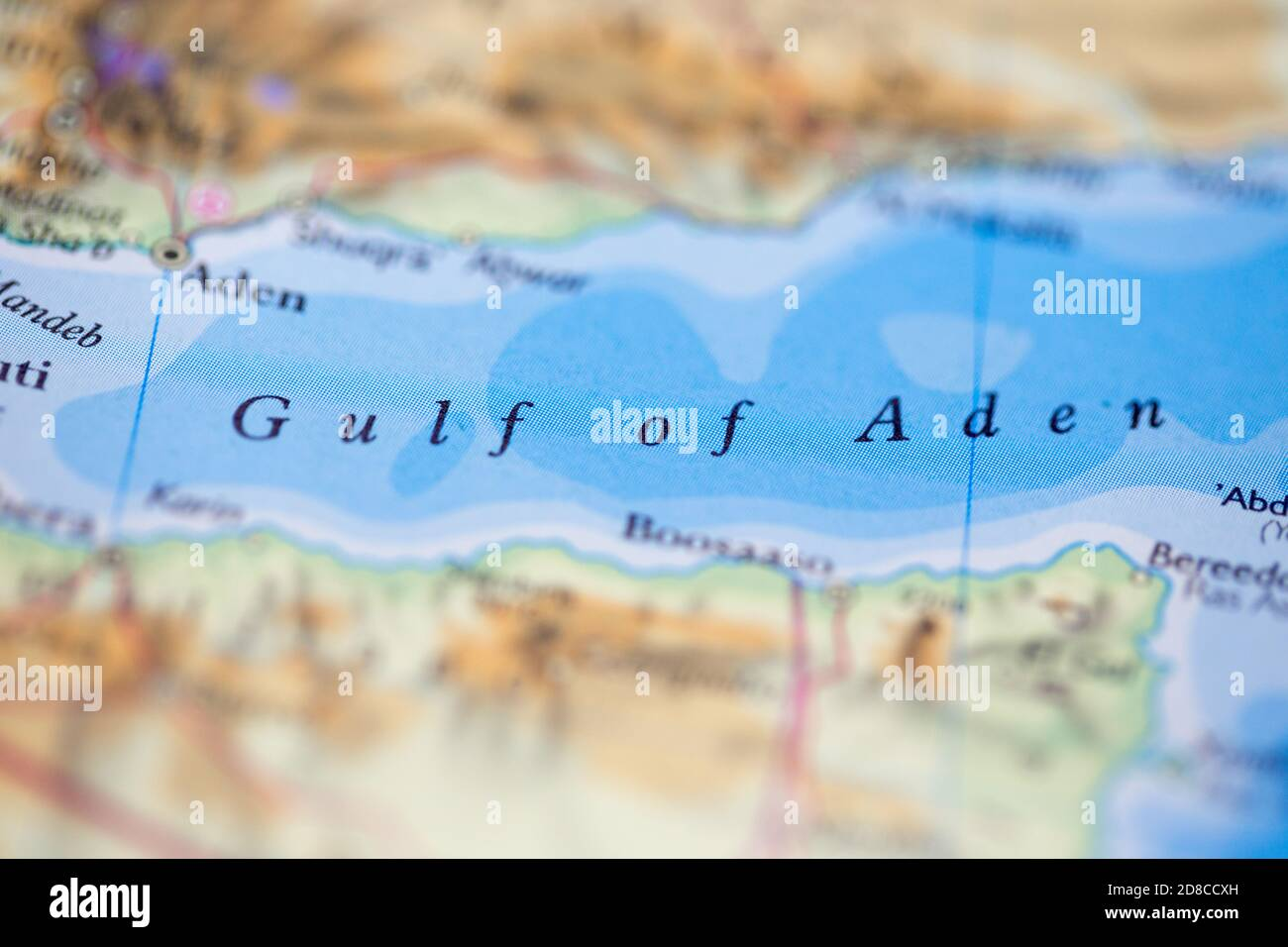 Cartina Yemen.Map Of Aden High Resolution Stock Photography And Images Alamy