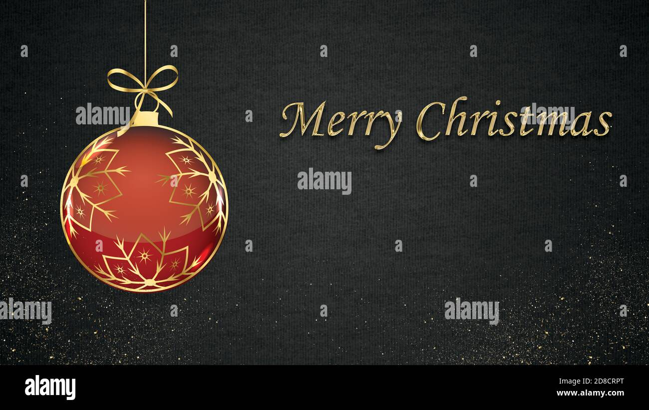 Ad Christmas 2021 Greeting Flyer For Ad Concept Of Christmas 2021 New Year S Winter Mood Holidays Copyspace Postcard Decoration And Lettering Isolated On Black Background With Xmas Holidays Greeting Stock Photo Alamy