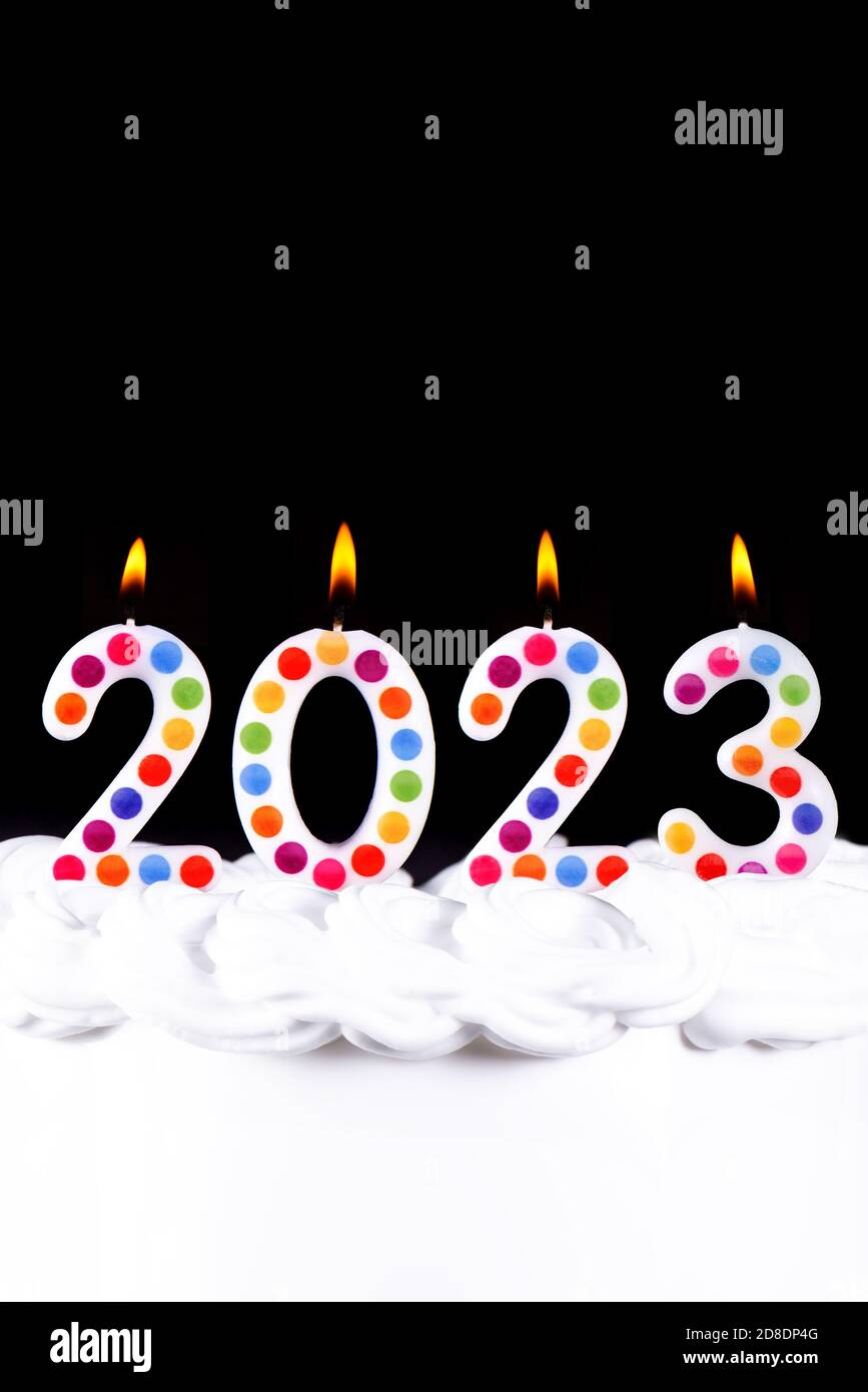 New Year 2023 High Resolution Stock Photography And Images Alamy