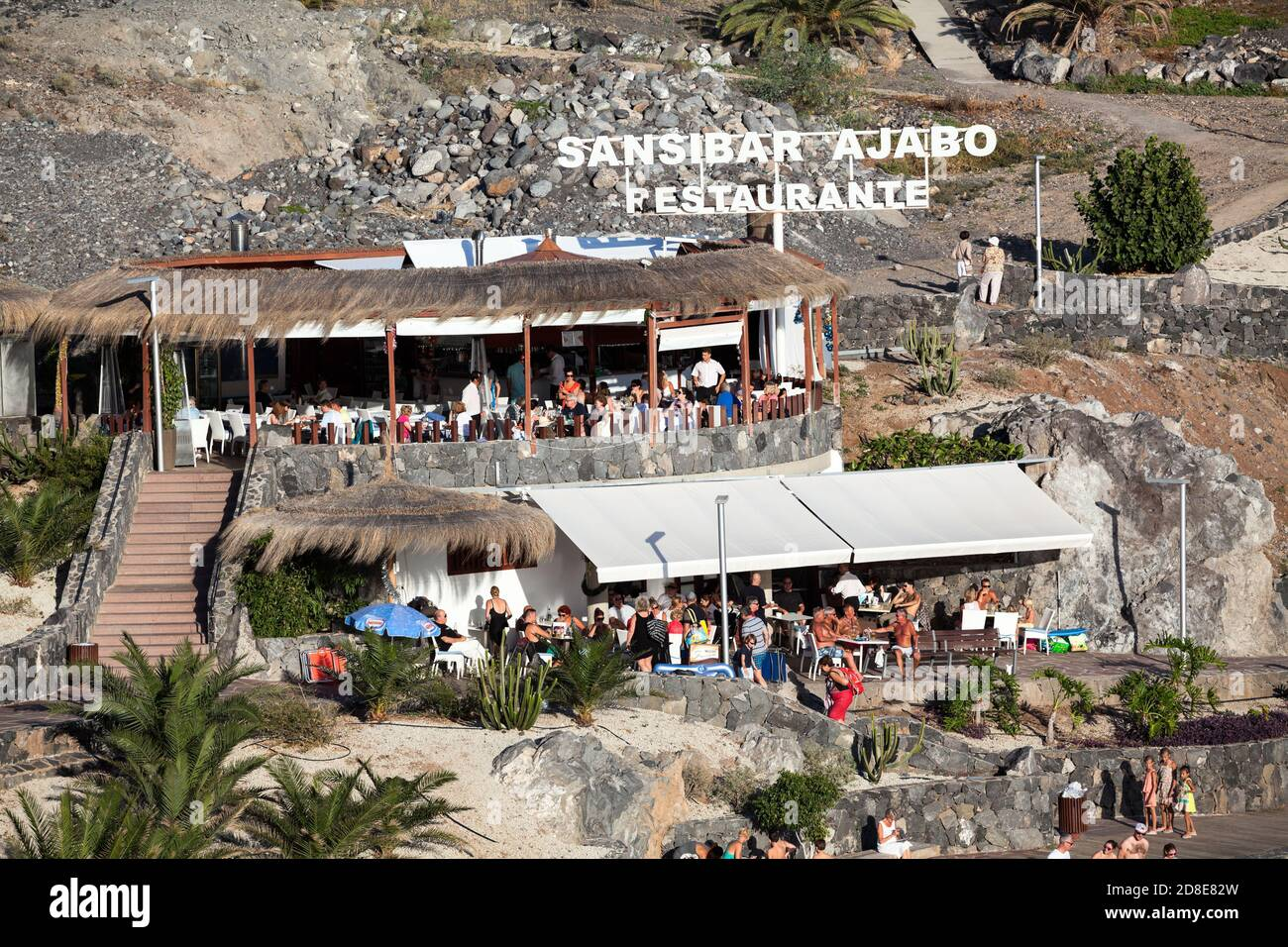 Callao Salvaje High Resolution Stock Photography And Images Alamy