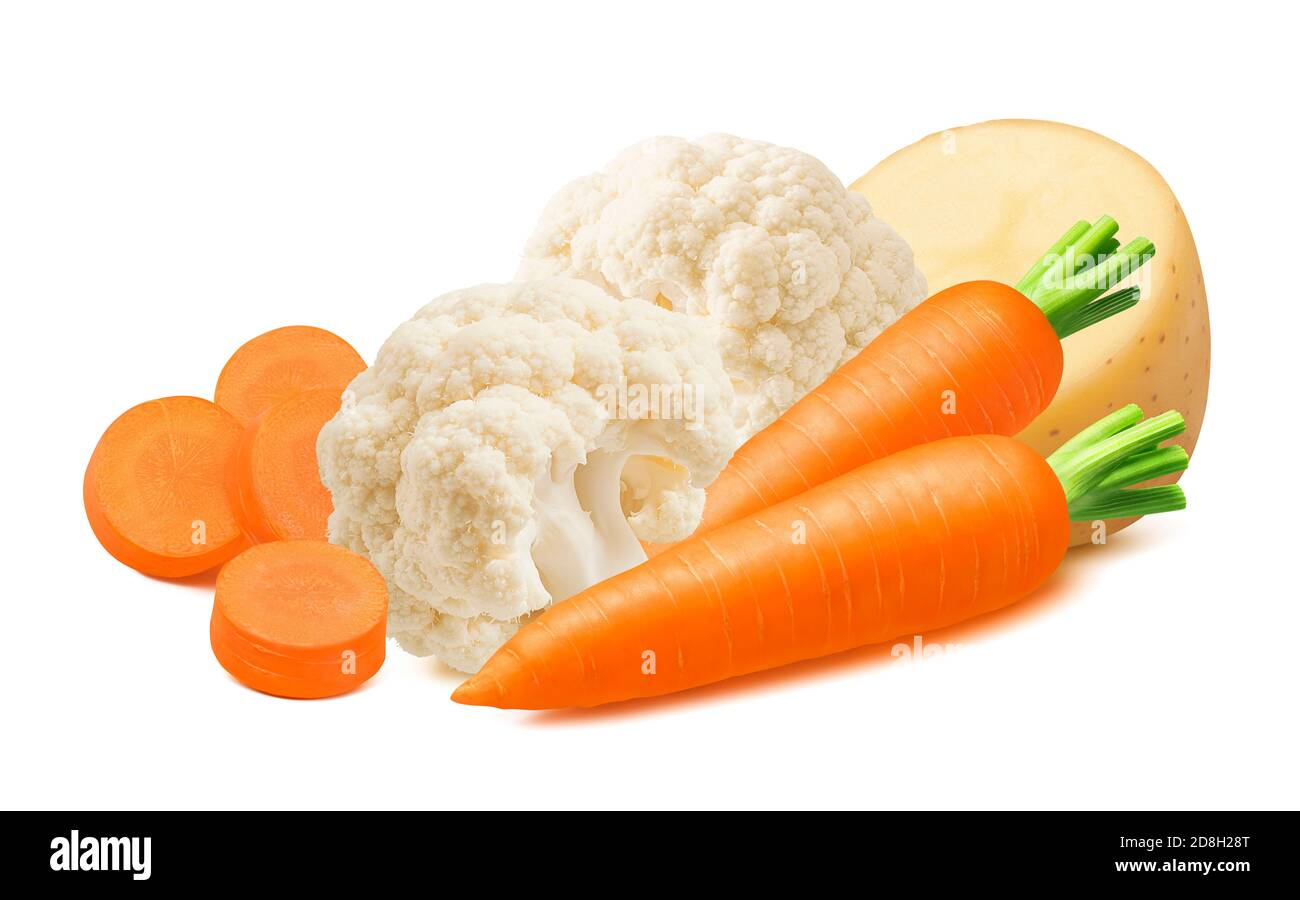 Half Cauliflower High Resolution Stock Photography and Images   Alamy