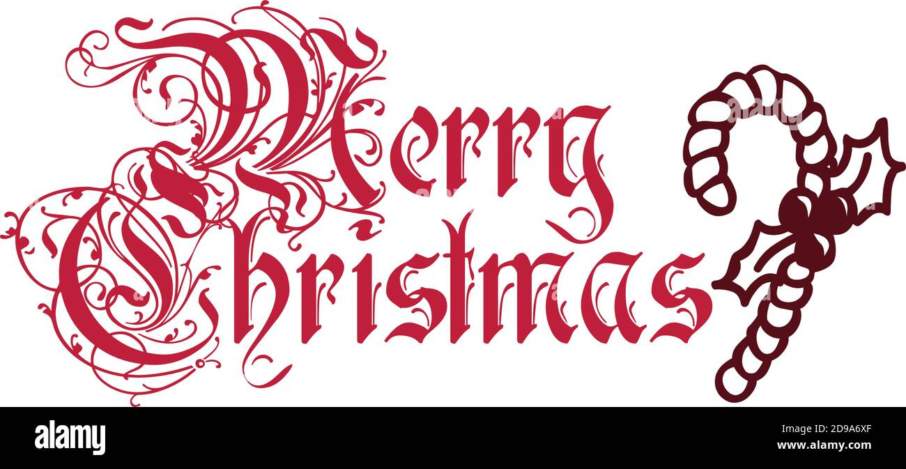 Christmas Holiday special Quote Design for print or use as poster, card, flyer or T Shirt Stock Vector
