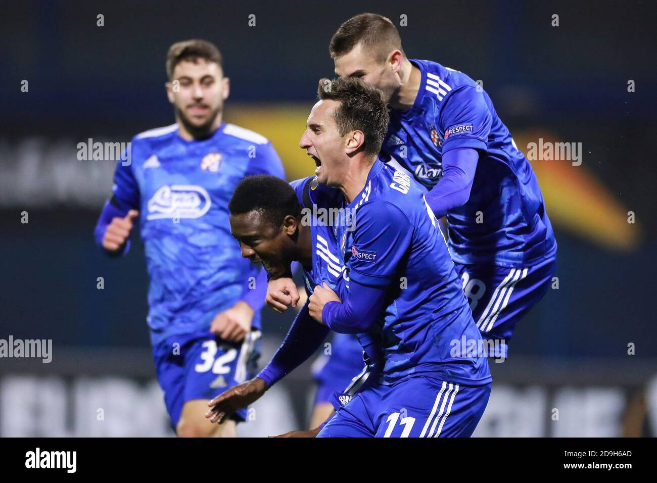Gnk Dinamo Zagreb High Resolution Stock Photography And Images Alamy