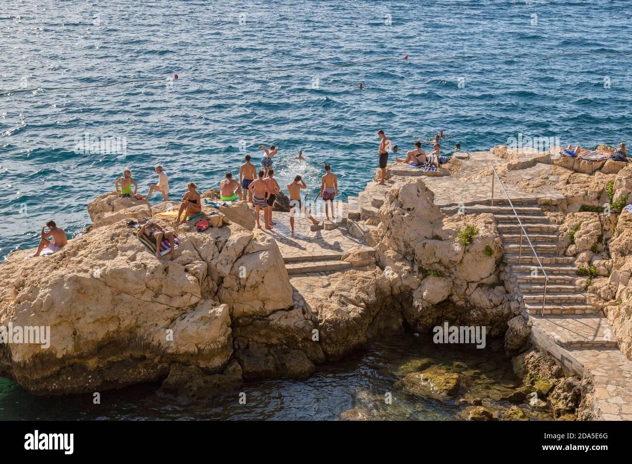 Rovinj punta kriz Punta Križ