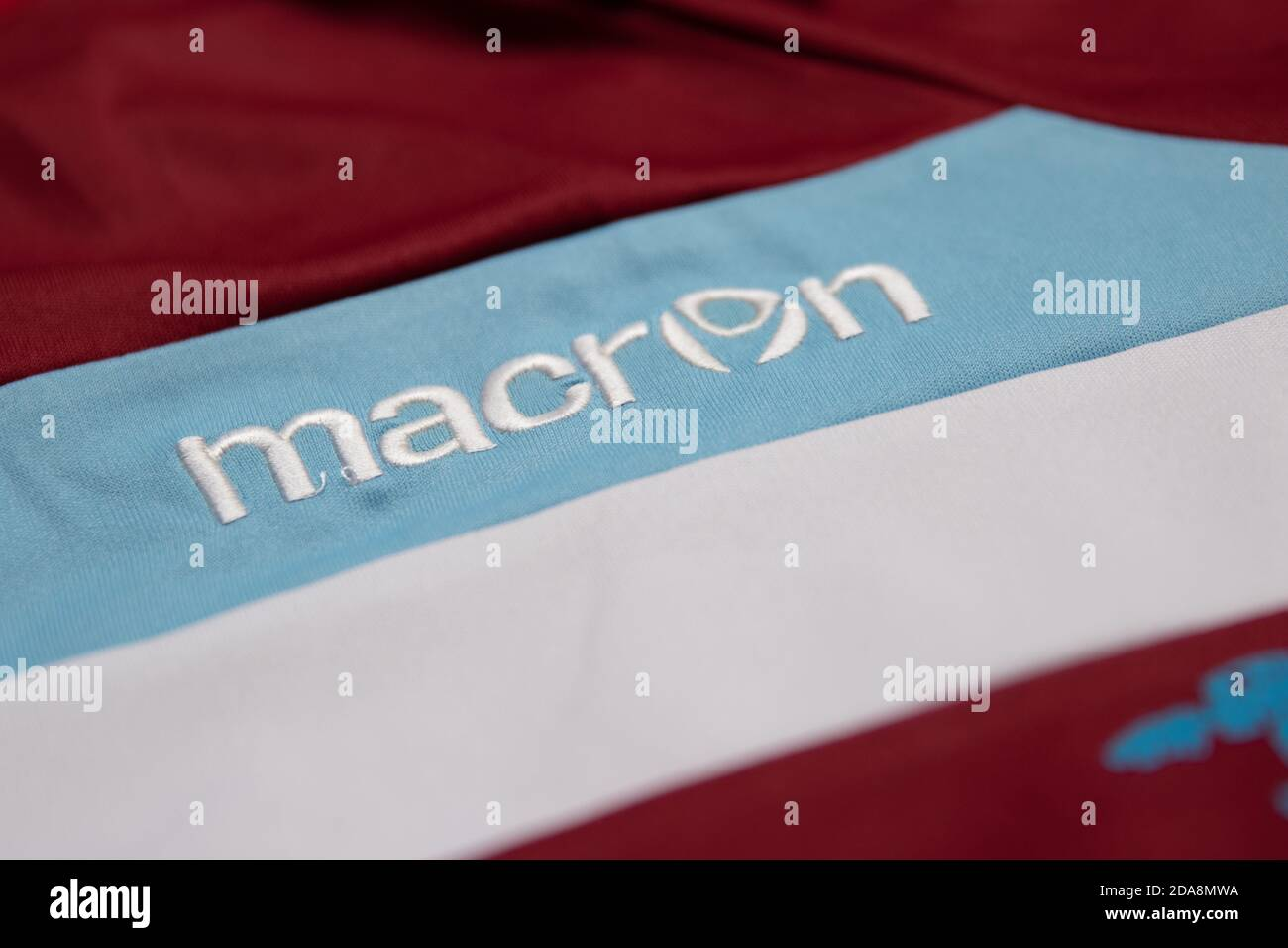 Macron Logo High Resolution Stock Photography And Images Alamy