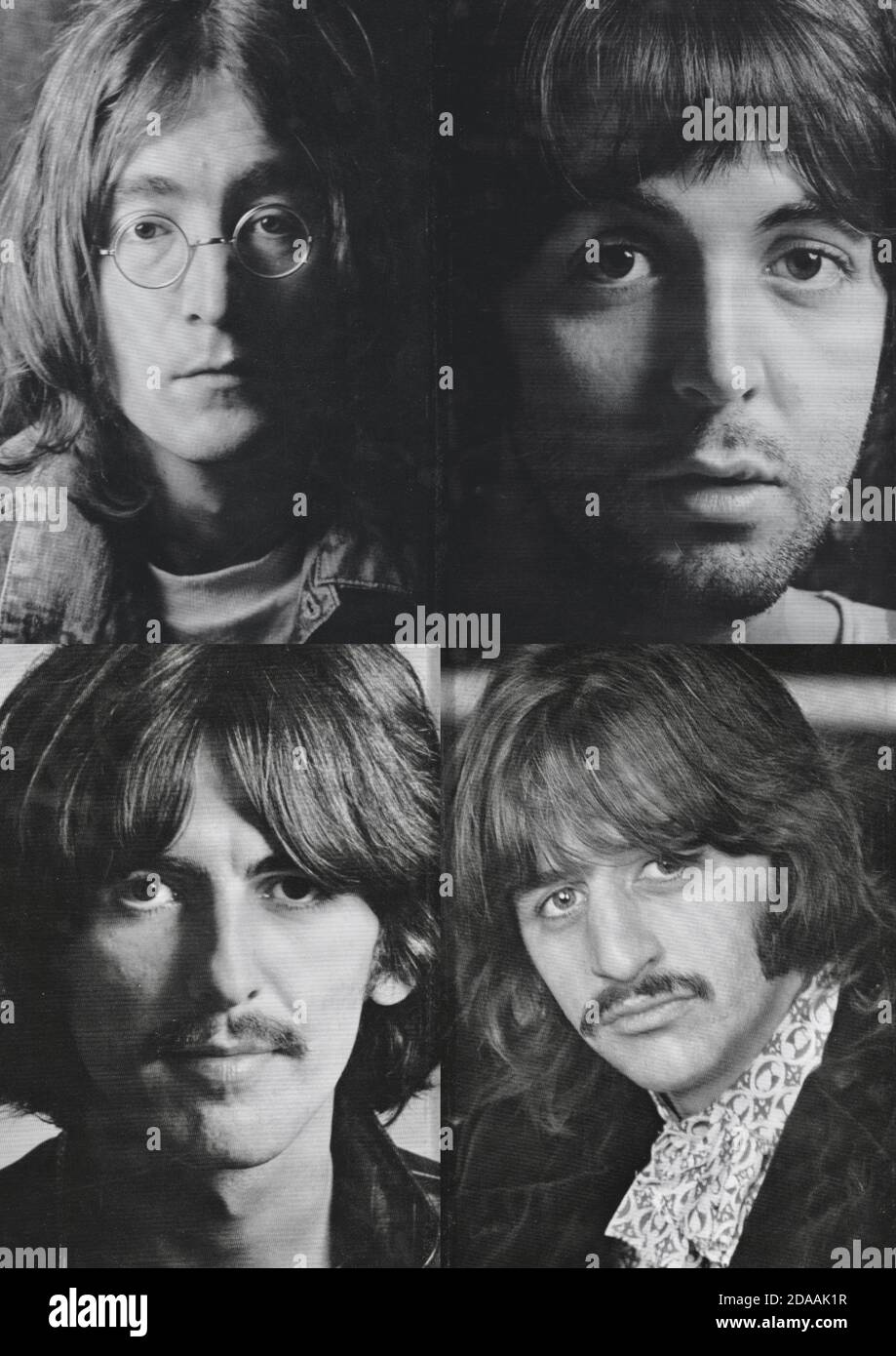 The Beatles Long Hair High Resolution Stock Photography And Images Alamy