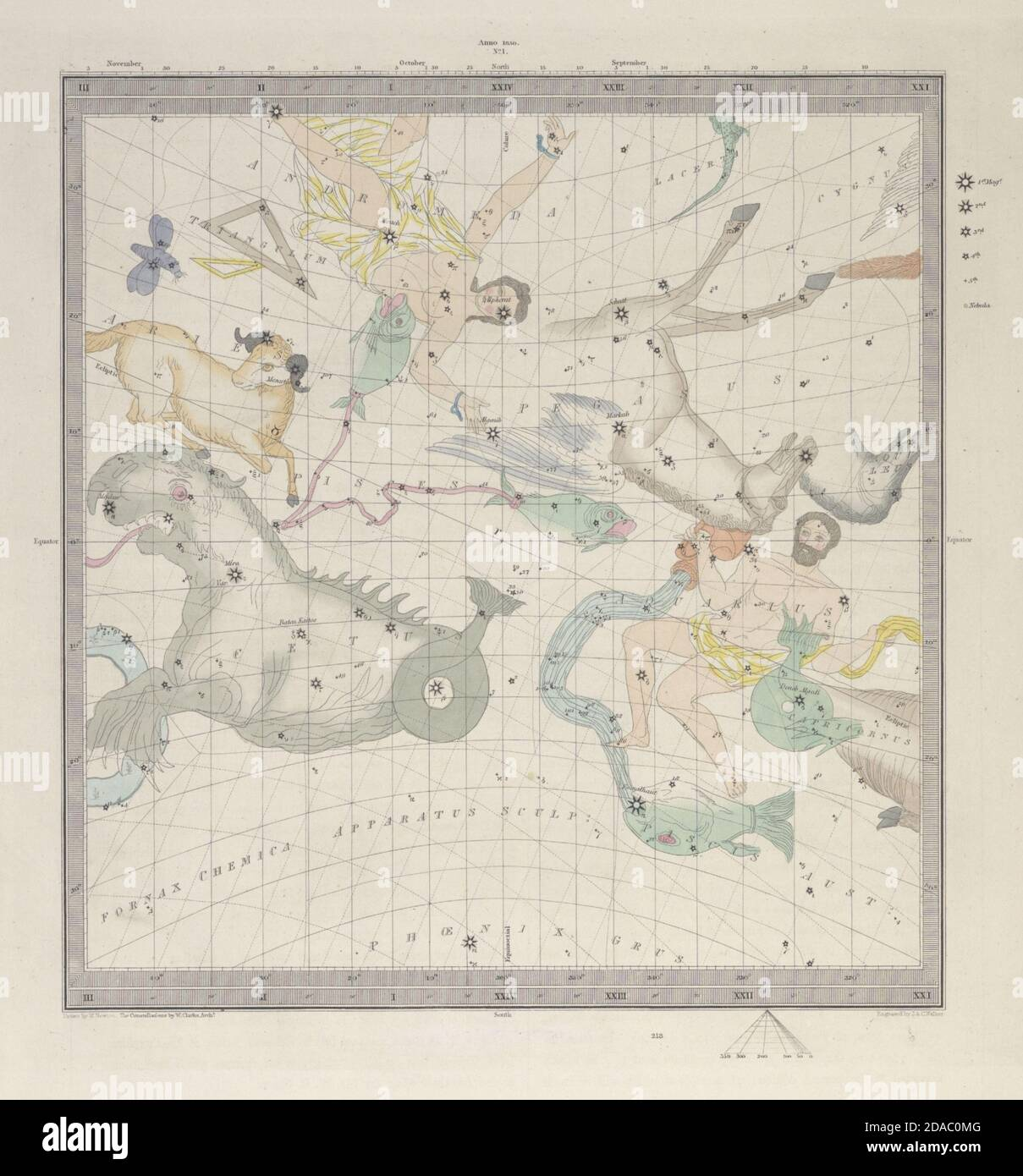 Star Chart Astronomy High Resolution Stock Photography And Images Alamy
