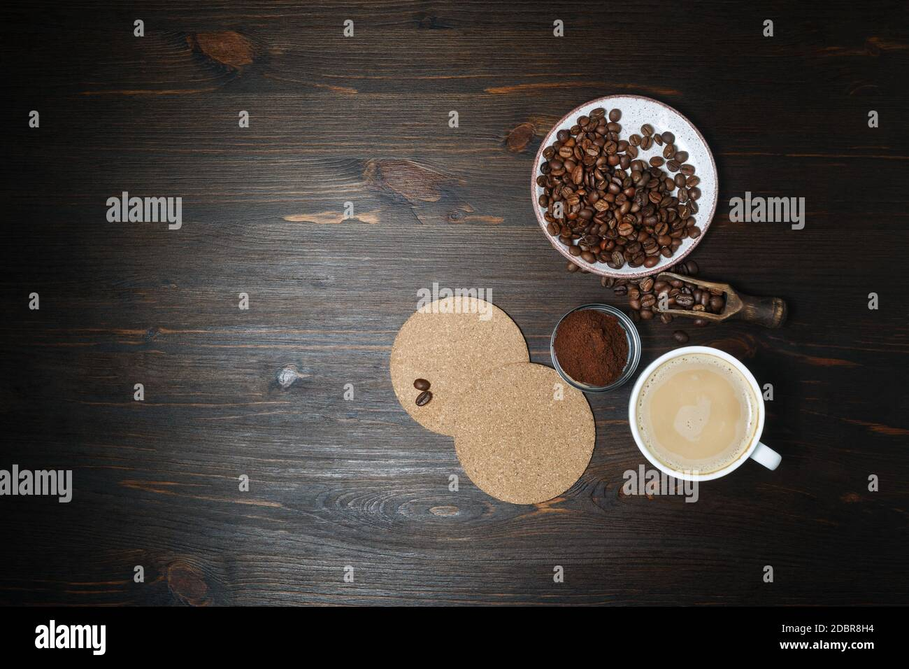 Beer Coasters High Resolution Stock Photography And Images Alamy