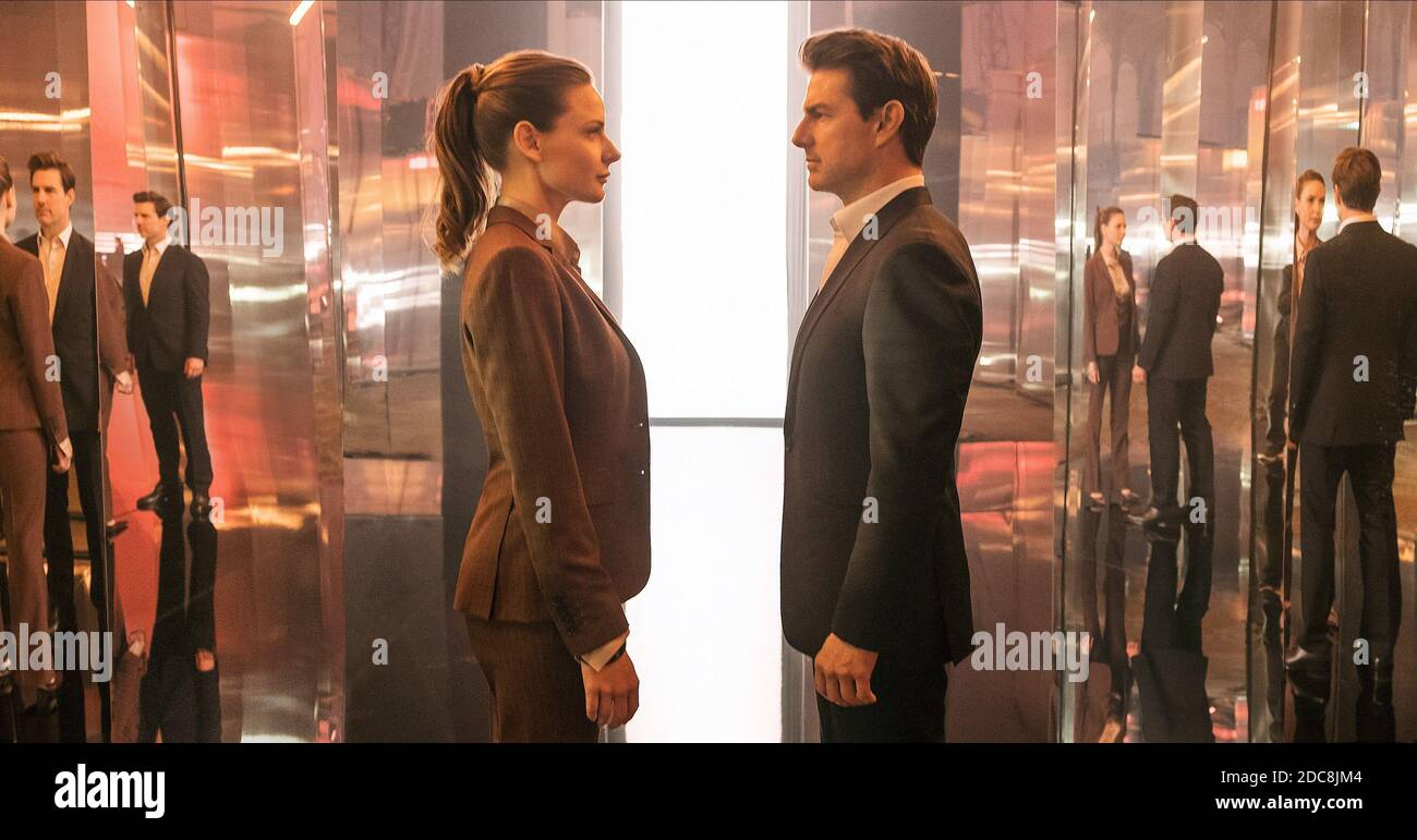 FERGUSON,CRUISE, MISSION: IMPOSSIBLE - FALLOUT, 2018  © PARAMOUNT Stock Photo