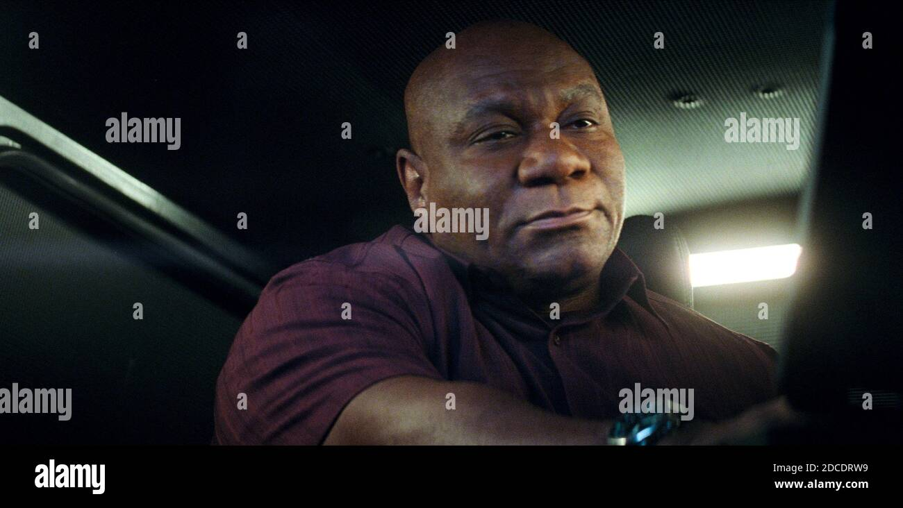 VING RHAMES, MISSION: IMPOSSIBLE - FALLOUT, 2018 © PARAMOUNT Stock Photo