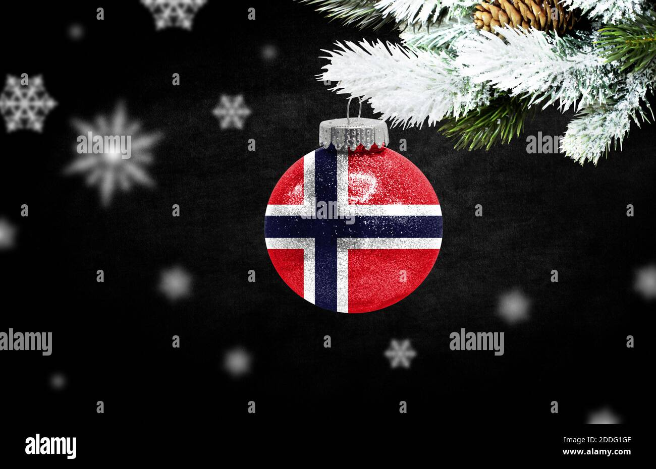 Norway Christmas Eve High Resolution Stock Photography And Images Alamy