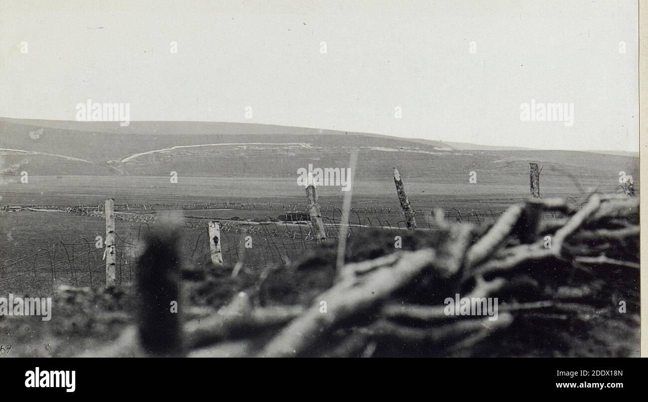 Kriegsalbum 106, Bild 32636 Stock Photo