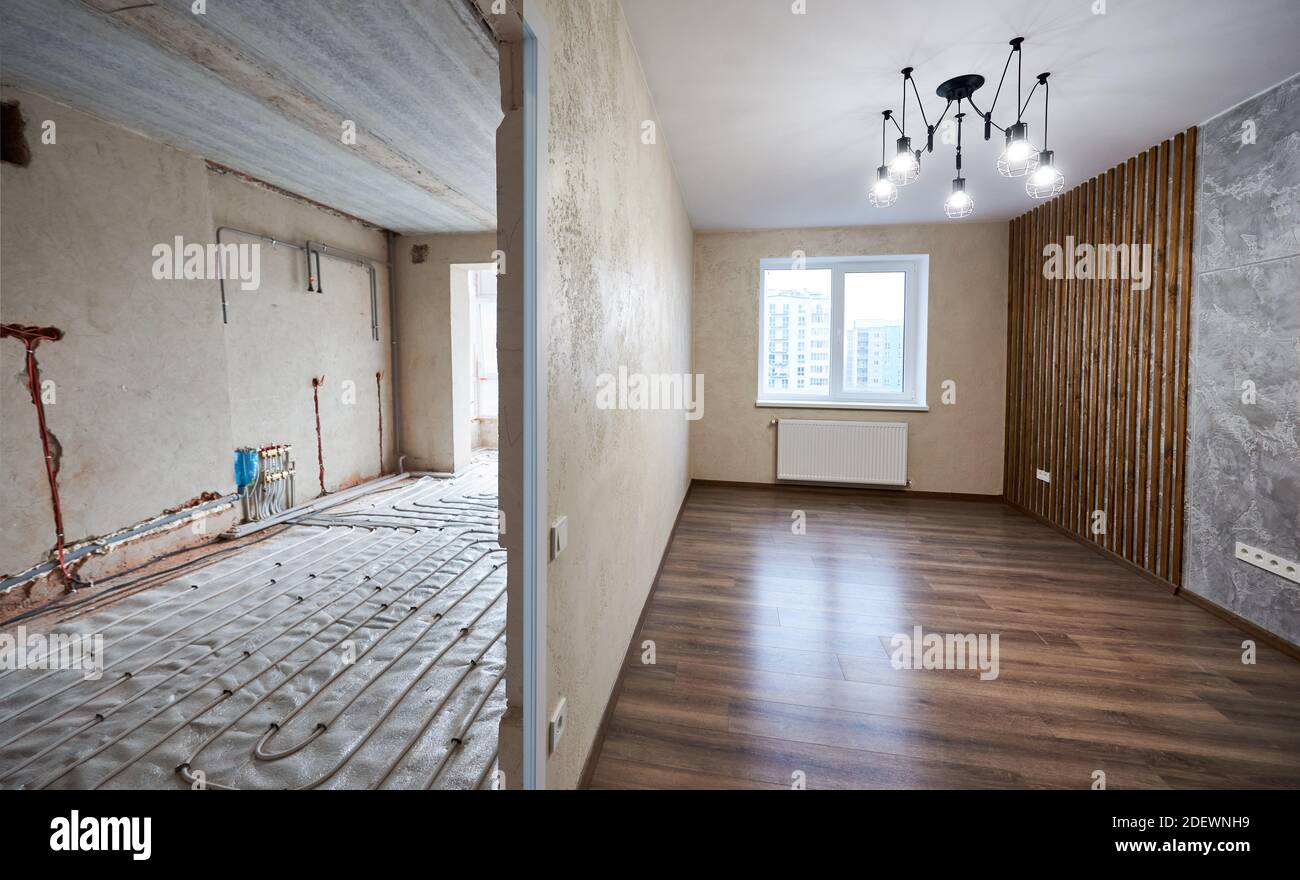 Empty Rooms High Resolution Stock Photography And Images Alamy