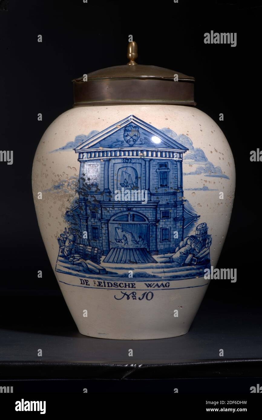 Delft date marks oud DELFT and