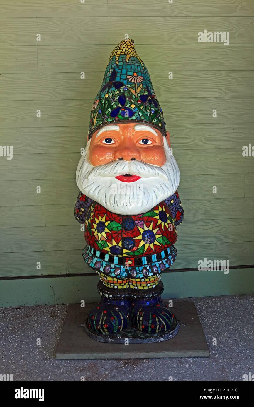 Santa Claus  Goblin  Bearded Gnomes Big Green Santa  Elf bearded gnomes big green