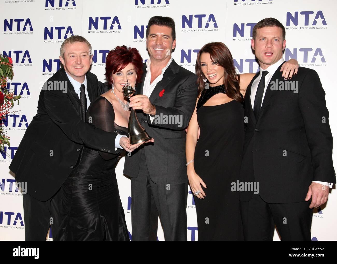 2012 x factor names judges X Factor
