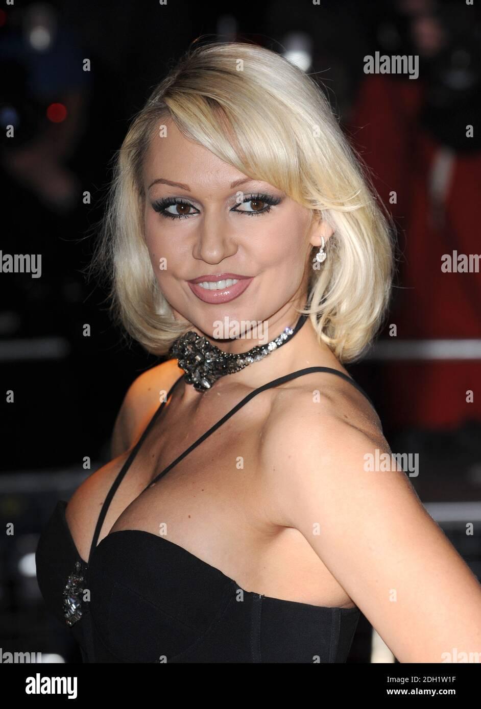 Kristina Rihanoff  nackt