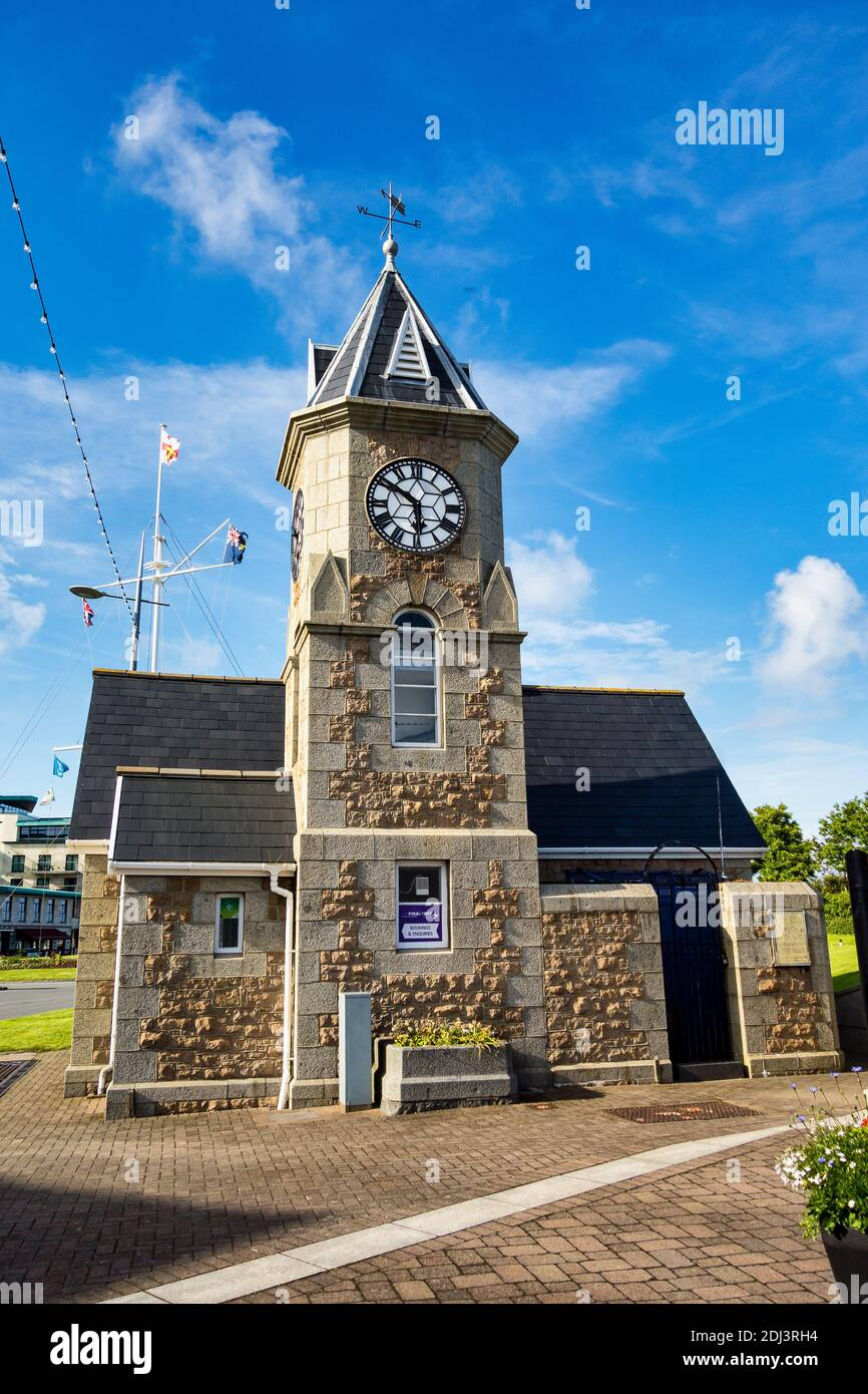 Capital Of Guernsey High Resolution Stock Photography And Images Alamy