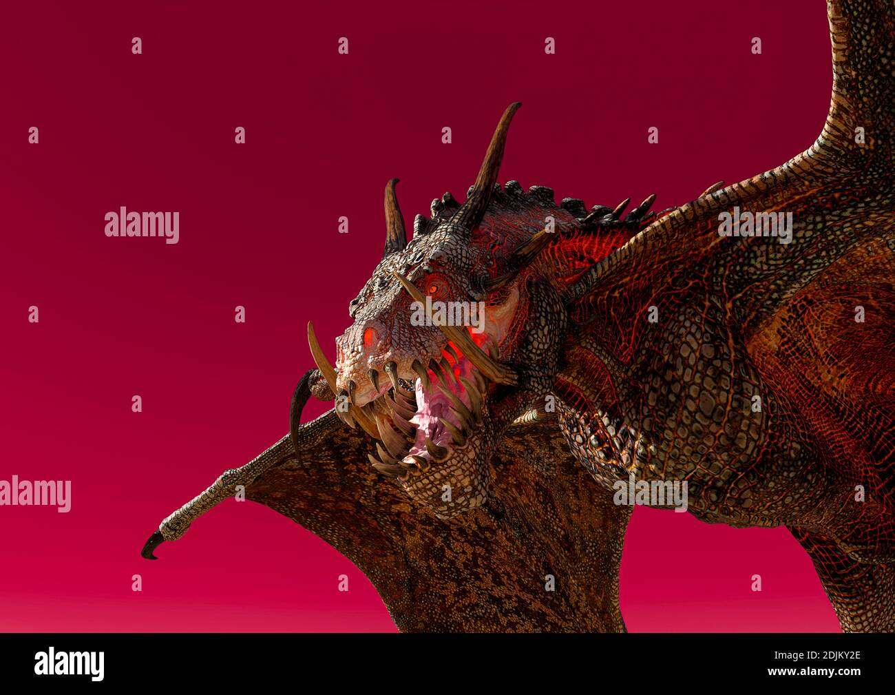 Flying Dragon Animal High Resolution Stock Photography And Images Page 7 Alamy